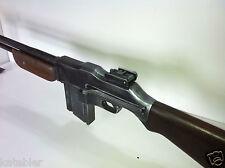 Barra Browning M1918A2 automático rifle inerte réplica planes de construir su propio Freepost