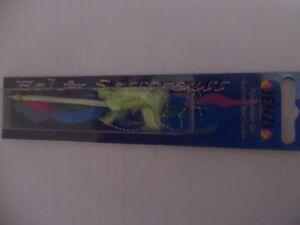 Eel for Seatrout Sandaalimitat für Meerforellen Spirolino von JENZI 10 cm hellgr
