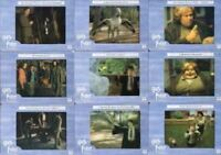 Harry Potter Prisoner of Azkaban Ultra Rare Filmcardz Chase Card Set UR1-UR9