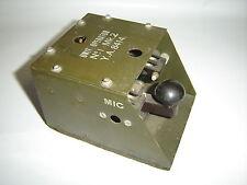 British Army Radio Morse Keys Telephone unit operator No1 MK2 set 2 Weltkrieg bw