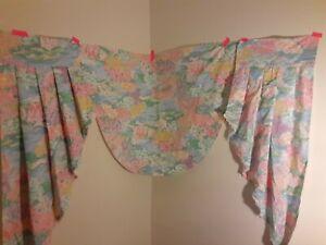 Hacienda Rancho Style Curtains/Drapes Set/3 Piece/+GIFT/ BOGO 50% OFF SEE DES