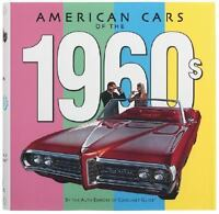 American Car's Of The 1960's By The Auto Editors Of Consumer Guide