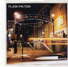 (DK882) Flash Fiktion, Starry Glow - 2012 DJ CD