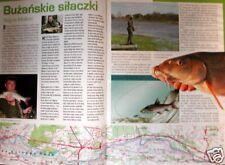 Połowy Morskie ŁOWISKA Polskie Wędkarskie ELDORADO 2007 Opisy wędkarskich łowisk