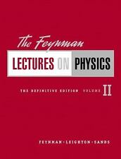 The Feynman Lectures on Physics, The Definitive Edition Volume 2 (2nd -ExLibrary
