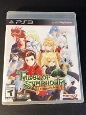 Tales of Symphonia Chronicles  (PS3) USED