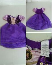 Disney Jakks Tangled Princess Dress Costume Cute