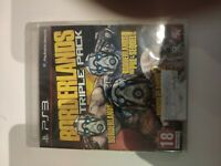 borderlands triple pack 1 2 the pre-sequel  ps3 ps 3 playstation 3 neuf