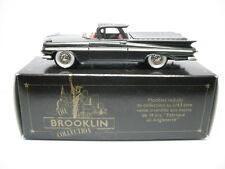BROOKLIN MODELS BRK46 1959 CHEVROLET EL CAMINO PICK-UP  1/43 SCALE