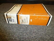 Case 1845 Uniloader Skid Steer Loader Shop Service Repair Manual 973296