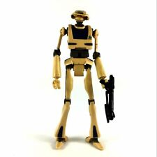 STAR WARS the clone wars TACTICAL DROID TA-175 Battle of Ryloth Figure Toy & gun