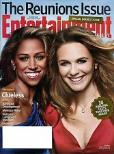 Entertainment Weekly Magazine October 12-19, 2012 - Clueless' Alicia Silverstone