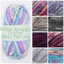 Sirdar Ball Colour Gradient Crocheting & Knitting Yarns