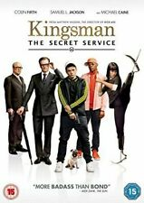Kingsman: The Secret Service DVD (2015)
