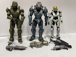 Halo Legends : The Package Set Series 2 Complete With Accessories