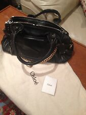 Almost brand new Chloe women hand bag. Genuine leather. Used only 2-3 times.