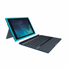 Logitech BLOK Protective Keyboard Case for iPad Air 2 - TealBlue