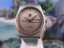 Elegant Simplicity RADO Voyager S/S  Mens/Ladies Day/Date Automatic 35mm