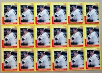 Thurman Munson - 1990 Swell Baseball Greats - New York Yankees - 18ct Card Lot