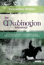 The Mabinogion Tetralogy by Evangeline Walton (2003, Paperback)