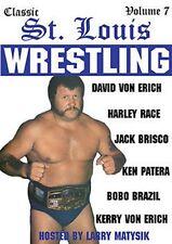 Classic St. Louis Wrestling Vol. 7 DVD, Jack Brisco NWA Harley Race
