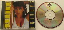 SABRINA...SELF TITLED AUSTRALIAN PRESSING MUSIC CD by DISCTRONICS
