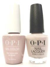 Opi Soak-Off GelColor Gel Polish + Nail Polish Don't Bossa Nova Me Around  .5 oz