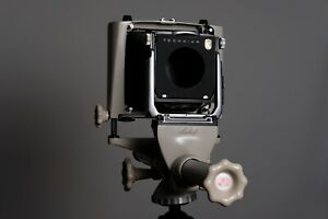 Linhof Kardan Color 4X5 large format camera.