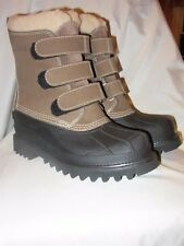 *NEW* L.L. BEAN WOMEN'S STORMCHASER INSULATED MID-CALF WINTER SNOW BOOTS~8 M