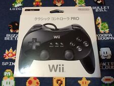 Nintendo Wii Classic Controller Pro BRAND NEW SEALED  (Nintendo Wii, 2009)