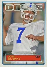 JOHN ELWAY 83 ACEO ART CARD ###BUY 5 GET 1 FREE ### & FREE COMBINED SHIPPING