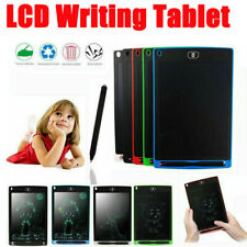 "8.5"" Ultra-thin LCD Writing Tablet Pen Writing Drawing Memo Message Boogie Board"