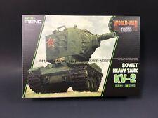 MENG WWT-004 Soviet  KV-2 Heavy Tank [Q Edition]