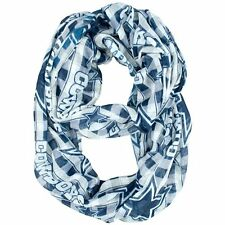 Dallas Cowboys infinity Scarf Plaid
