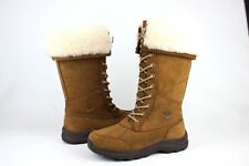 Ugg Adirondack Tall III Chestnut Color Winter Snow Boot Size 7 US