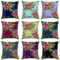 """Floral  pillow case cover sofa car waist 24x24"""" cushion cover Home Décor Cushion"""