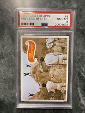 1969 Planet of the Apes #05 First Sign of Life Psa 8 Nm-Mt