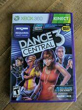 Dance Central 3 (Microsoft Xbox 360, 2012) excellent condition!