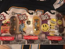 32mm Trucks Tech Deck Toy Machine Series 7 Fingerboard. 1 New in sealed package.