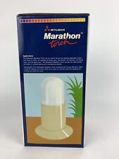 Vtg Mitsubishi Marathon Torch MT-B Table Lamp 80's Made In Japan (10 Available)