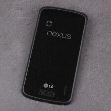 LG NEXUS 4 / E960 - Akkudeckel Backcover Battery Cover Gehäuse + NFC / ORIGINAL