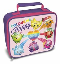 Shopkins Rainbow Celebrations Rectangle Lunch Bag Pink Delivery