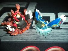 Pokemon Primal Kyogre & Groudon EX Figures