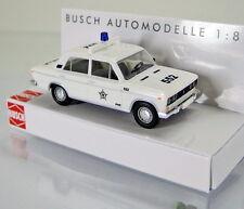 """Busch 50562 LADA 1600 ( WAS 2106 ) Limousine """" Patrulla """" Polizei Kuba """""""
