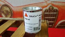 Rostschutzgrundierung der Extraklasse: SikaCor Aktivprimer in rot & beige 750 ml
