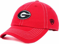 Georgia Bulldogs Women's Top of the World NCAA Stitches Adjustable Hat Cap - Red