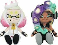 Splatoon 2 Tentacles Hime idaida Plush Doll 2 body SET NEW