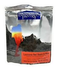 Backpacker's Pantry Louisiana Beans and Rice 2 Servings Vegetarian EXP 08/21/25