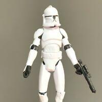 Star Wars The Clone Wars 2008 No. 5 Clone Trooper Aciton Figure Toy Xmas gift