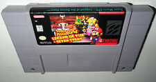 Super Nintendo Game MARIO RPG: Legend of The 7 Stars! EX Cond SNES Good Battery!